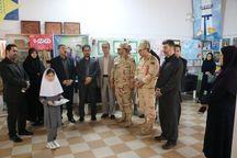 آغاز هفته کودک با افتتاح نمایشگاه دست سازه های کودکان در انزلی