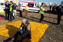 فرماندار اراک: آمادگی در برابر زلزله سرمایه مدیریتی است