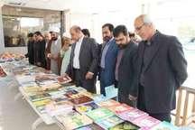 برپایی نمایشگاه کتاب و دستاوردهای مرکز فنی وحرفه ای در مه ولات