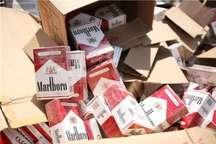 دستگیری 2 قاچاقچی سیگار در آبادان