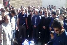 افتتاح چهار طرح ورزشی در شهرستان بویراحمد