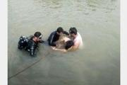 کشف ۲ جسد توسط نیروهای آتشنشانی در رودخانه دز