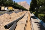 افزون بر 90 کیلومتر شبکه آبرسانی در تفت اجرا شد