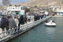بیش از 389 هزار مسافر نوروزی امسال وارد شهرستان روانسر شدند