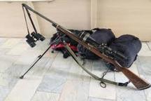 2 گروه شکارچی متخلف در منطقه شکار ممنوع زرندیه دستگیر شدند
