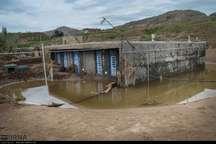 سیل 1520 میلیارد ریال به زیرساخت های آبرسانی روستایی خسارت زد