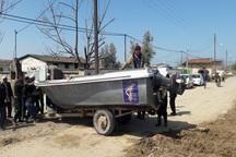 ارسال کمک های سپاه قزوین به مناطق سیل زده گلستان ادامه دارد