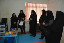 مرکز تشخیص تکاملی کودکان در تربت حیدریه افتتاح شد