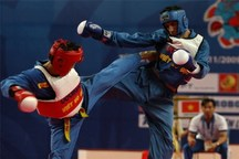 دو گیلانی عازم مسابقات ووینام قهرمانی آسیا شدند