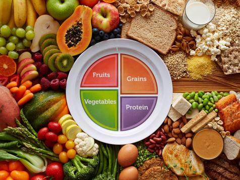 آشنایی با هرم غذایی جدید زندگی سالم