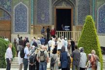 گِیت ورودی در آثار تاریخی اصفهان نصب می شود