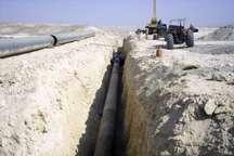 اصلاح و توسعه 17 کیلومتر شبکه توزیع آب و فاضلاب در همدان