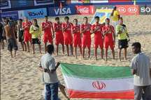 3 بوشهری همراه با تیم ملی فوتبال ساحلی عازم مسابقات جهانی 2017 باهاما شدند