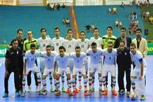 تورنمنت چهارجانبه فوتسال   زمان دیدارهای تیم ملی در اصفهان مشخص شد