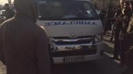 زیر گرفتن دانشجویان معترض با خودرو توسط یکی از مسئولین دانشگاه آزاد+ تکذیب مسئولین دانشگاه