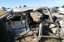 تصادف در جاده بروجرد- اراک یک کشته و هفت مصدوم بر جاگذاشت