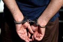 دستگیری قاتل فراری هرمزگان در فارس