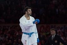 کاراته کای قزوینی در بازی های آسیایی طلایی شد