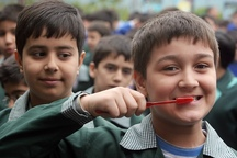 علوم پزشکی رفسنجان طرح بهداشت دهان و دندان دانش آموزی اجرا می کند