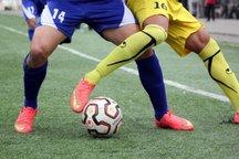 هفته چهاردهم رقابت های لیگ برتر فوتبال امید کشور برگزار شد