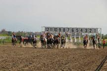 هفته ششم مسابقات اسبدوانی بهاره گنبدکاووس برگزار شد