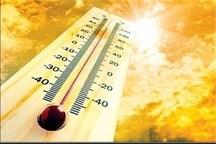 ماهنشان و آببر دمای 41 درجه بالای صفر را ثبت کرد