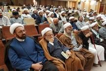 تاکیدروحانیان شعیه و سنی استان بوشهر برتحکیم وحدت وتقویت نقش عالمان دین درتداوم انقلاب