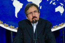 سخنگوی وزارت امور خارجه: تحریمهای آمریکا علیه ایران بیفایده است