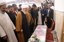 خون شهیدان مدافع حرم باعث استمرار انقلاب می شود