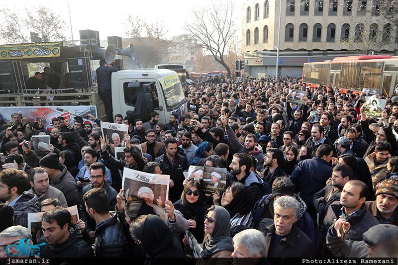 Image result for مراسم هاشمی رفسنجانی
