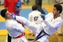 تیم کاراته گیلان نایب قهرمان مسابقات امیدهای کشور شد
