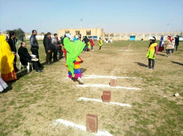 بازی های بومی محلی یزد و ضرورت احیای آن در استان