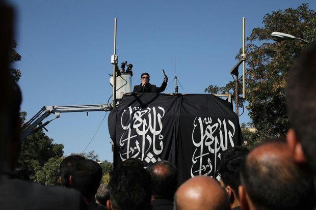 روزی به نام عباس در پایتخت شور و شعور حسینی