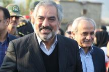 استاندار کردستان وارد کامیاران شد