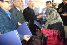 دو هزار سند مالکیت رایگان به روستاییان شرق گلستان اهدا شد