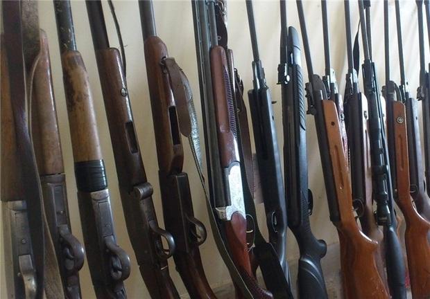 یک مسئول خراسان شمالی از افزایش اسلحه های شکار انتقاد کرد