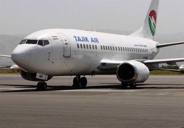 پرواز مشهد - تاجیکستان برقرار شد