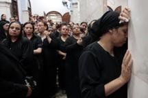 انتشار تصاویر قتل وسوزاندن مسیحیان از سوی داعش / گریختن ده ها خانواده مسیحی از شمال سینای مصر