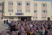سه طرح آموزش و پرورش در ساوه به بهره برداری می رسد