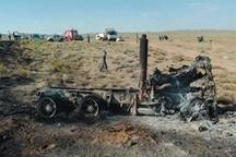 مرگ راننده 18 ساله در محور کرچگان