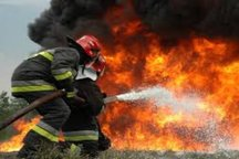 11 شهر گلستان آتش نشانی ندارد