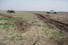 بیش از 24 هزار هکتار از اراضی ملی شهرستان بیجار رفع تصرف شد