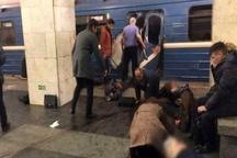 انتشار ویدئوی غیرمنتظره از روند بازداشت یکی از مظنونان حمله سنپترزبورگ