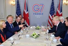تشویق نخست وزیر انگلیس برای جدایی از اروپا توسط ترامپ