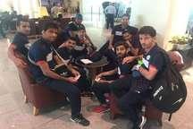 تیم فوتبال ذوب آهن بدلیل کارشکنی سعودی ها، در فرودگاه دوحه سرگردان شد