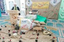 مادران شهدا با تقدیم عزیزان خود در راه اسلام هنرآفرینی کردند