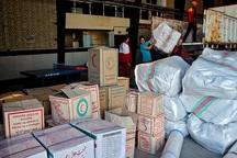اصناف تایباد300 میلیون ریال به سیل زدگان کمک کردند