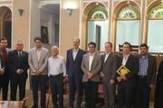10مدیر هتل برتر نوروز 98 در یزد تجلیل شدند