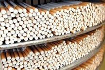بیش از ۵۱ هزار نخ سیگار خارجی قاچاق در قزوین کشف شد