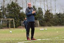 سرمربی ملوان بندرانزلی از دنیای فوتبال خداحافظی کرد